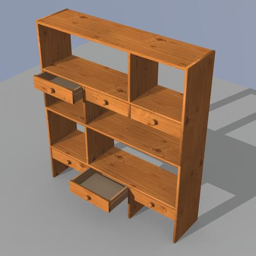 SimpleShelves-BGE preview image