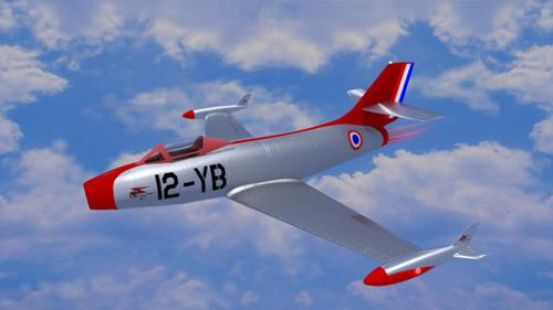 "Aircraft ""Ouragan"" preview image"