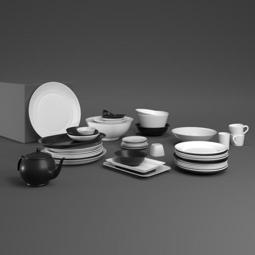 Various Dishes preview image