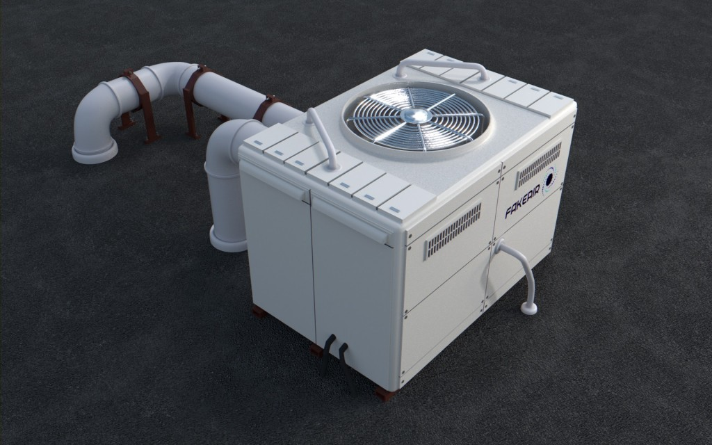 Industrial Air Conditioning Unit preview image 2