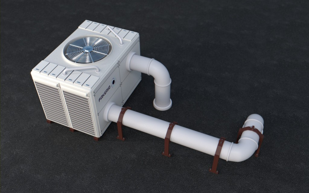 Industrial Air Conditioning Unit preview image 1