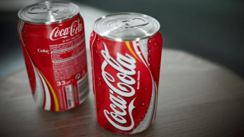 Coca-Cola Can preview image