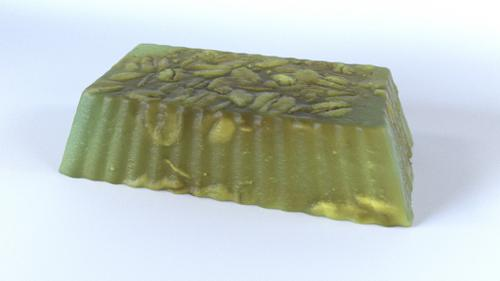 Natural Soap Bar (Photo-Realistic) preview image