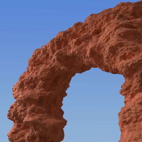 natural rock formation preview image