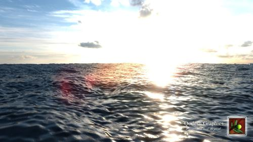 Animated Ocean Normal Map Generator preview image