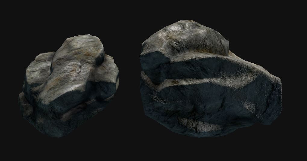 Lowpoly Rocks preview image 1