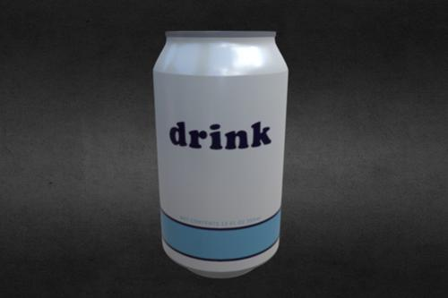 Drink can preview image