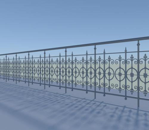 Victorian Fence preview image