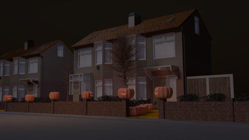 Halloween House preview image