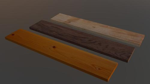 Planks of wood preview image