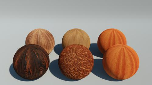 Wood PBR 6pack Vol2 preview image