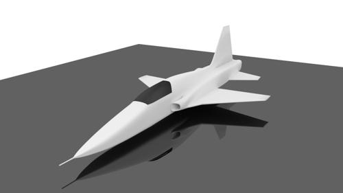 NF-5a No Textures preview image