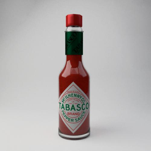 Tabasco Sauce preview image