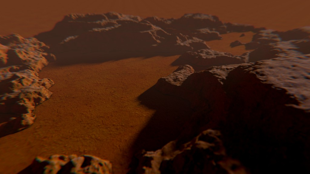 Martian Environment, Including HDR @ 17000x5000 pixels preview image 4