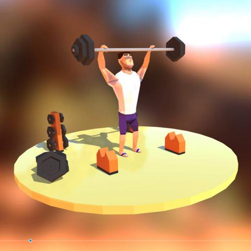 Barbell preview image