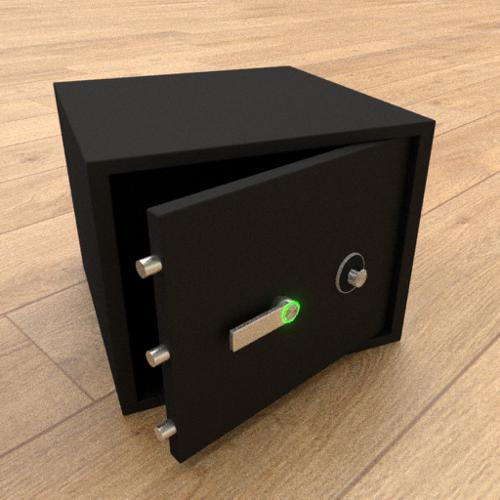 numeric safe preview image