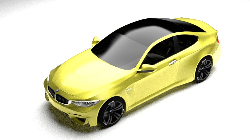 BMW M4 preview image 2