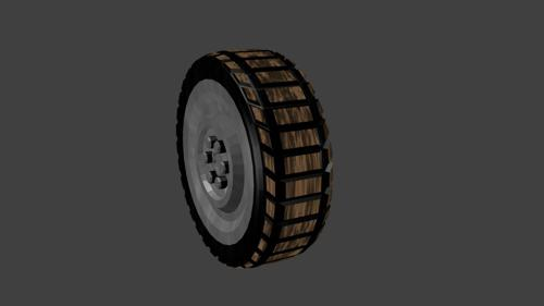 Textured Tire preview image