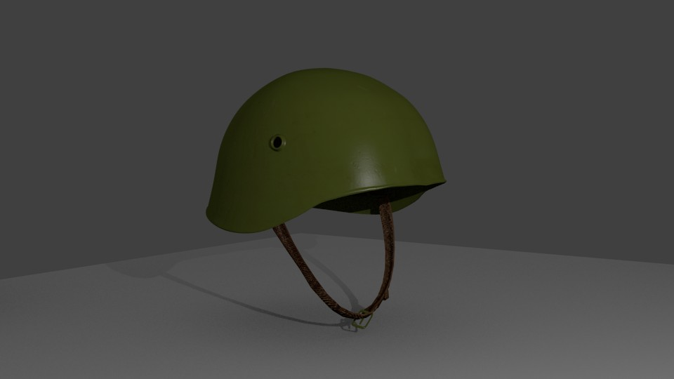 M51/72 Bulgarian Steel Helmet preview image 1