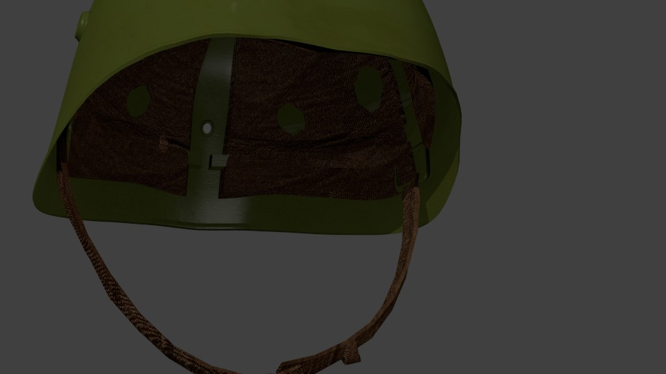 M51/72 Bulgarian Steel Helmet preview image 3