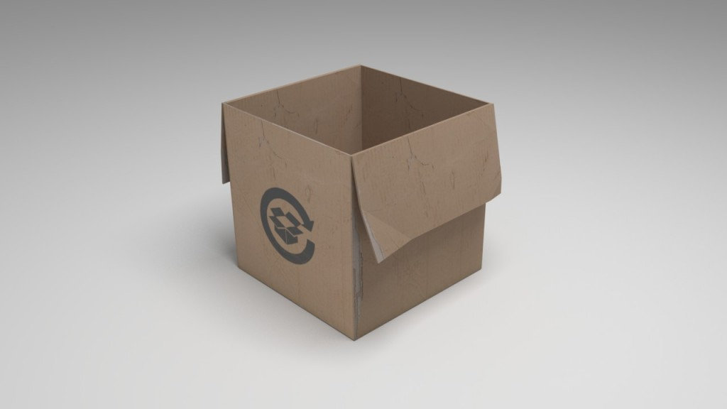 cardboard box  preview image 1