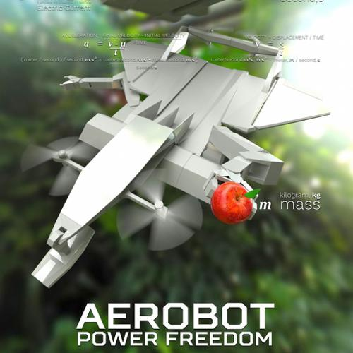 AEROBOT POWER FREEDOM preview image