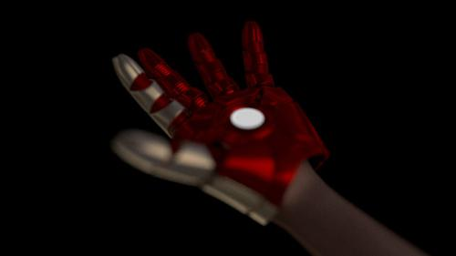 Iron Man Hand preview image