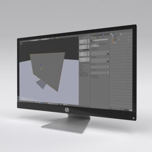 "25"" Computer Monitor preview image"