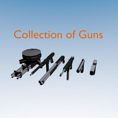 Collection of Guns preview image