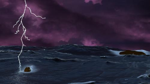 The Angry Sea preview image