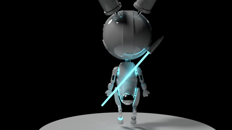 Bot Bunny preview image 3