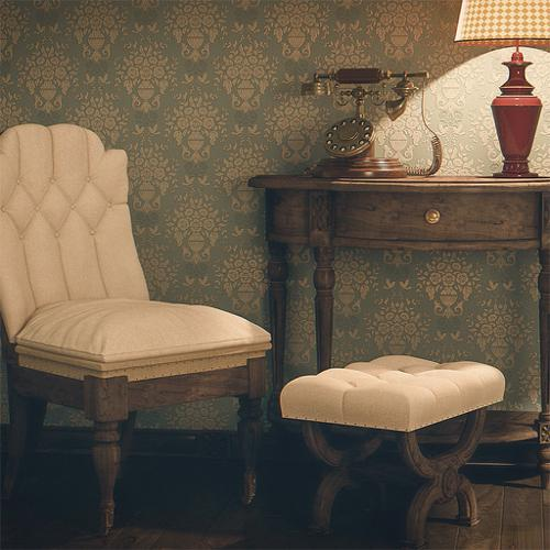 Antique furniture preview image