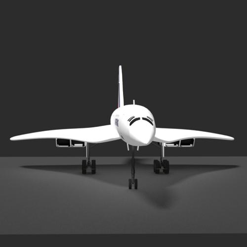 The Concorde preview image