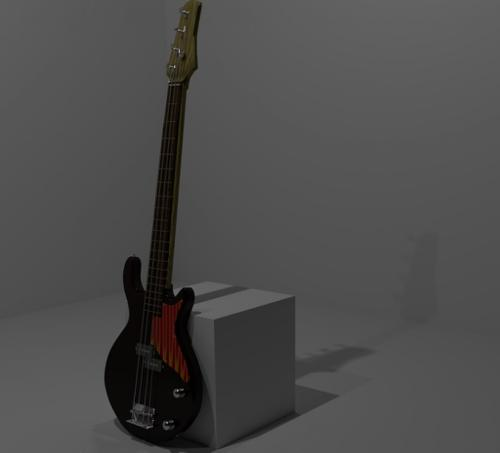 Bass Guitar preview image