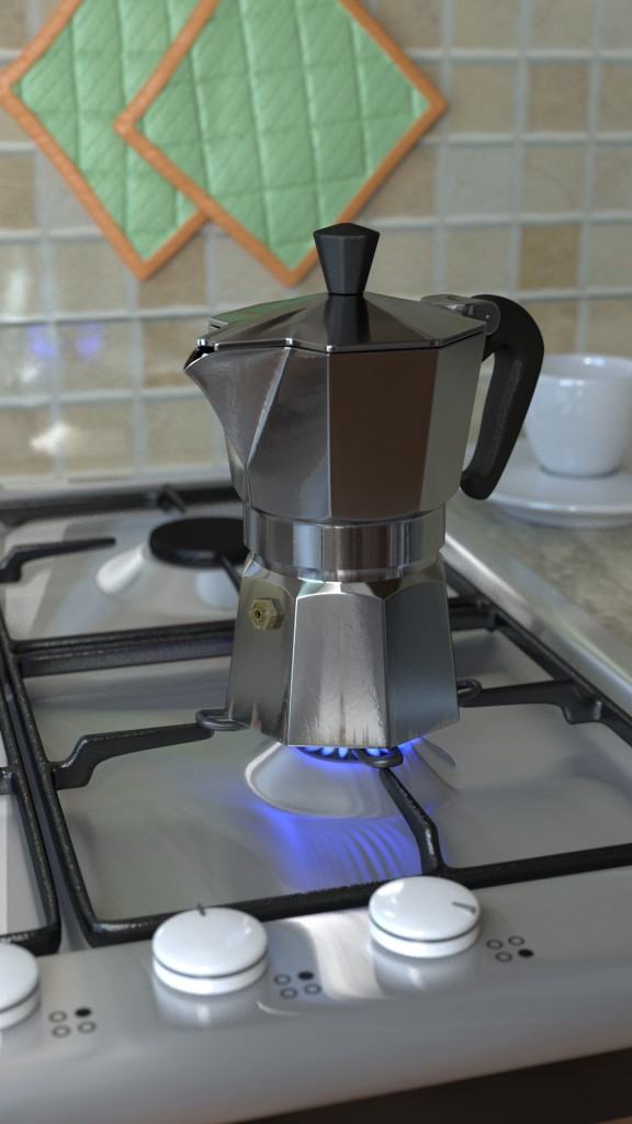 Moka (Moca) Italian Coffee Maker preview image 1