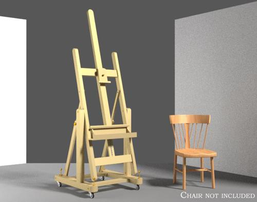 Artist's Studio Easel preview image