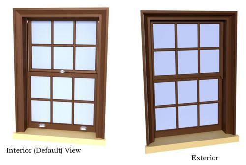 Double Hung Drop Sash Window preview image