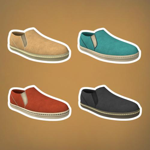 Slip-on shoes preview image
