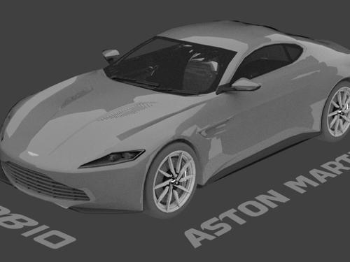 Aston Martin DB10 preview image