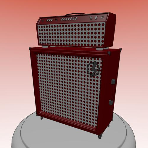 Guitar Amplifier preview image