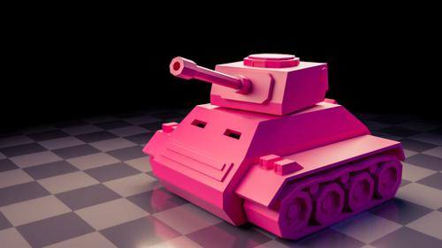 Pink tank preview image