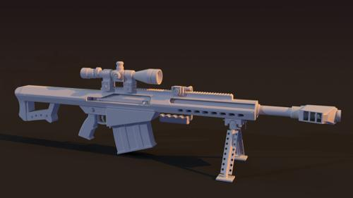 Barret M82 preview image
