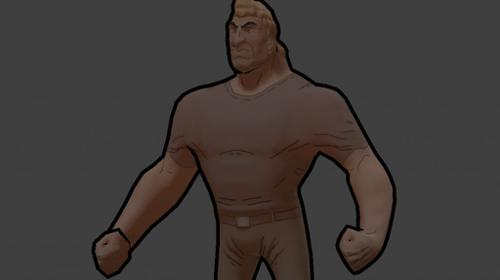 Brock Samson BGE preview image