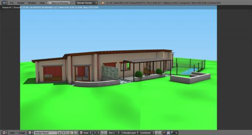 My Rammed Earth House preview image