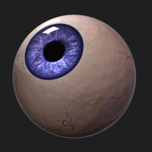 Realistic Eye preview image