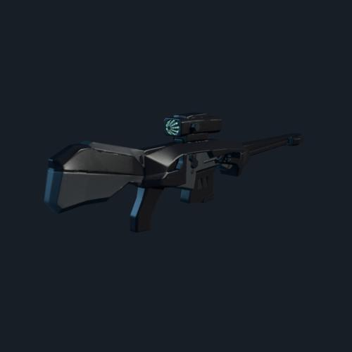 Sr1 Sniper Rifle preview image