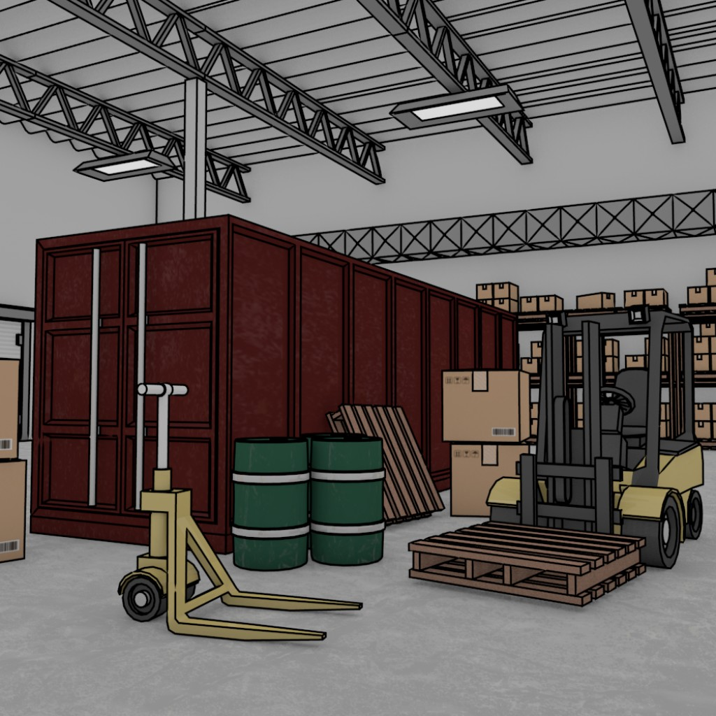 Warehouse preview image 1
