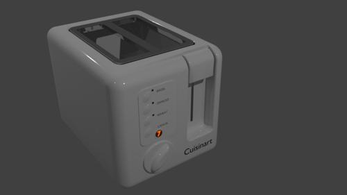 Modern Toaster preview image