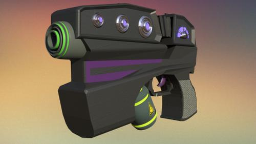 Scifi Weapon preview image