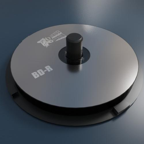 DVD_Spindle - PBR preview image